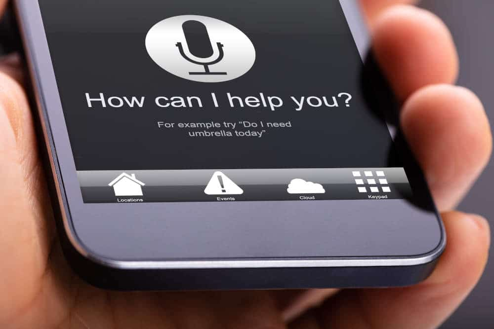 Voice Recognition Function On Mobile Phone